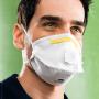 "Masque papier jetable PLIABLE + valve ""PREMIUM"" FFP1 NR (x20)"