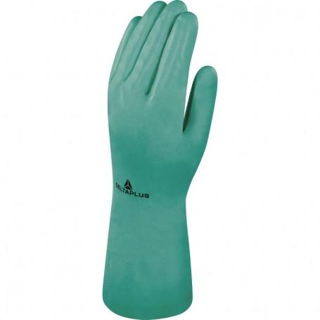 Gant chimique nitrile vert 330mm