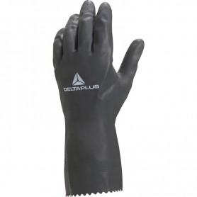 Gant chimique néoprène latex noir 300mm