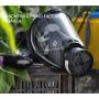 Masque à pression négative en silicone Milla
