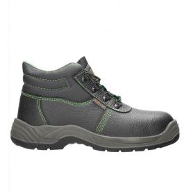 Chaussure haute cuir hydrophobe S3-Antistatique Acier